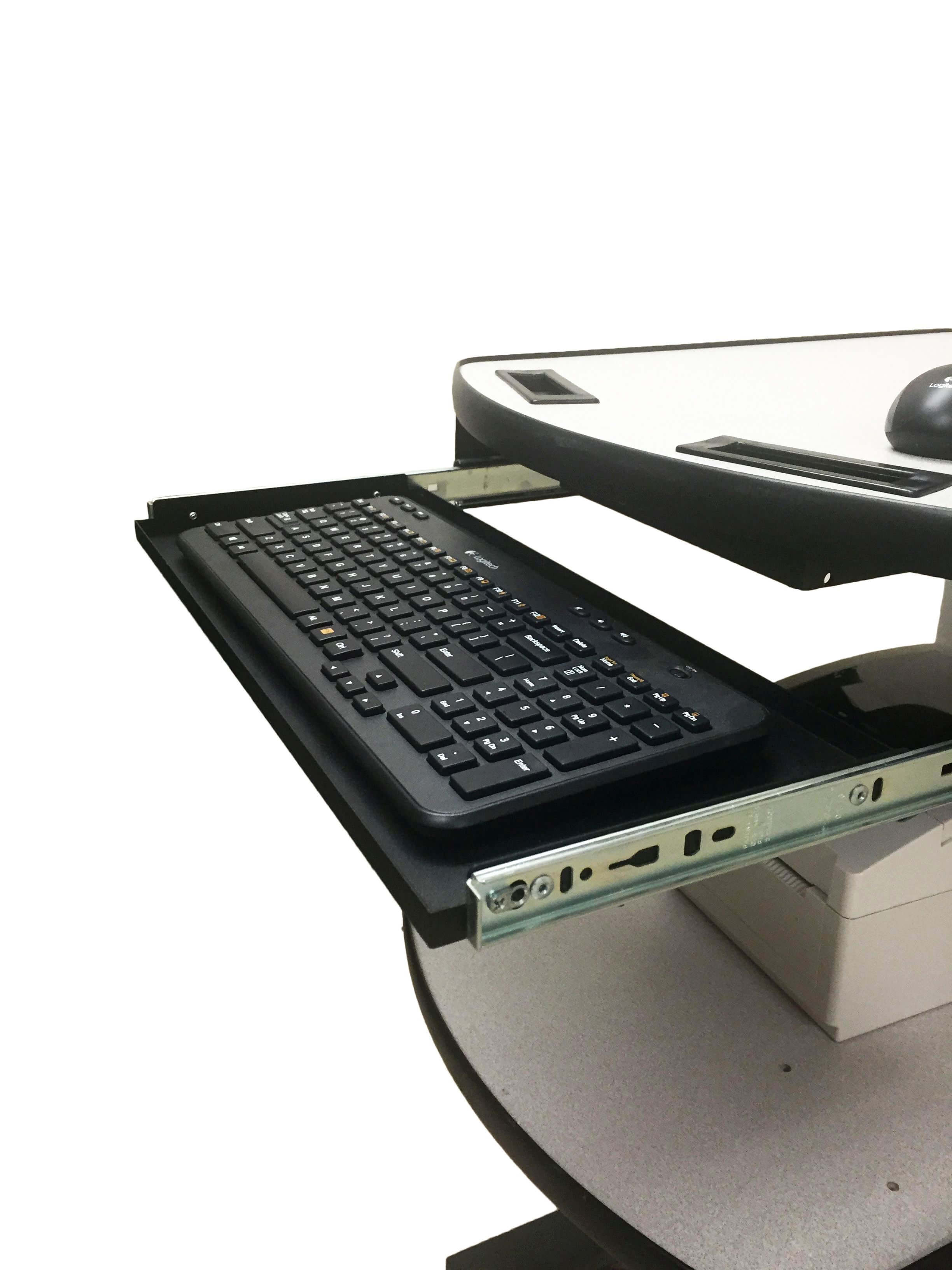 B108 Keyboard Tray for NB Series SLIM