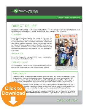 Get the Direct Relief Case Study