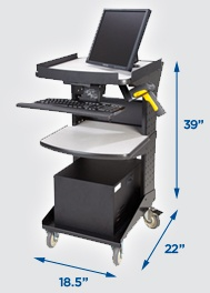 Compact RC Workstations